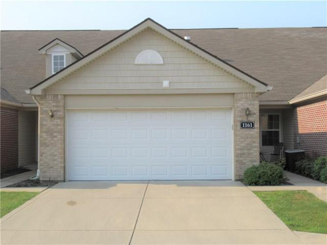 1161 Thistlewood Way, Plainfield, IN 46168 (MLS #21588920) :: FC Tucker Company