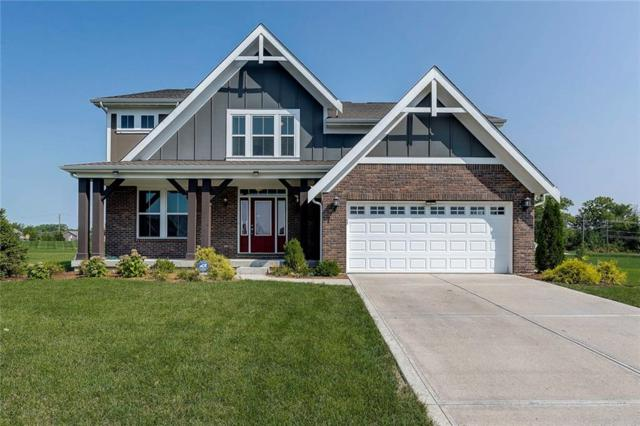 8752 Buttonbush Circle, Plainfield, IN 46168 (MLS #21588924) :: The Indy Property Source