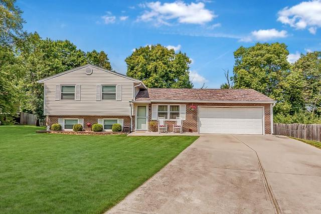 1180 Waterford Drive, Greenwood, IN 46142 (MLS #21588935) :: Mike Price Realty Team - RE/MAX Centerstone