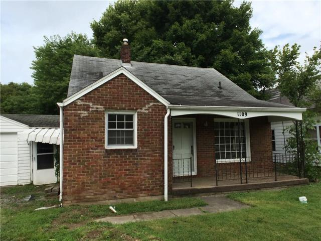 1109 Broadway Street, Anderson, IN 46012 (MLS #21588945) :: The Evelo Team