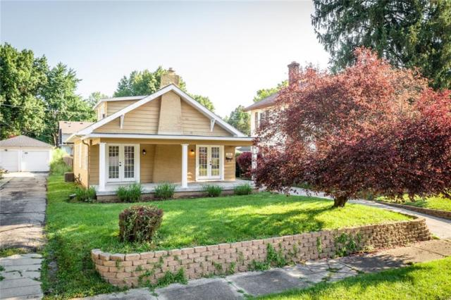 210 W 43rd Street, Indianapolis, IN 46208 (MLS #21588954) :: Indy Scene Real Estate Team