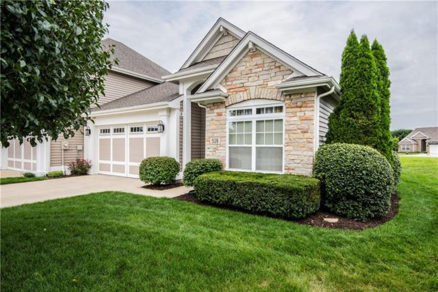 528 Rickels Court, Whiteland, IN 46184 (MLS #21588970) :: The ORR Home Selling Team