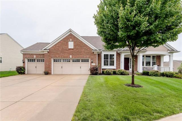 14106 Cambria Court, Fishers, IN 46037 (MLS #21588990) :: The Indy Property Source