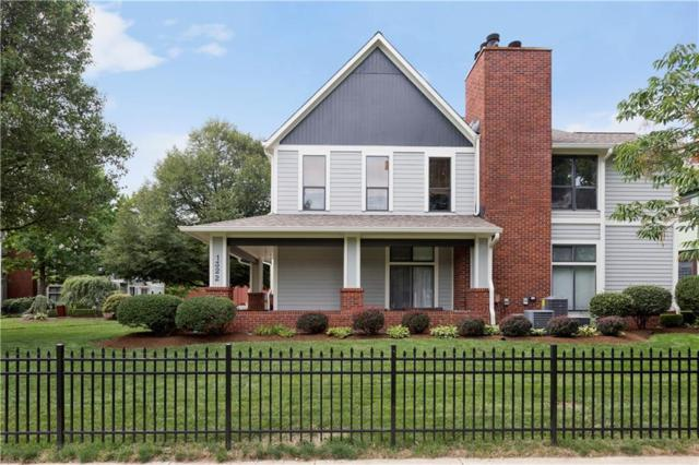 1322 N Alabama Street G, Indianapolis, IN 46202 (MLS #21589016) :: The ORR Home Selling Team