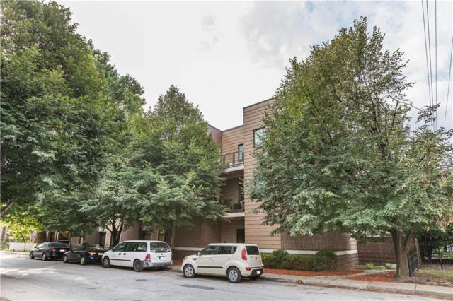 233 E Saint Joseph Street 3D, Indianapolis, IN 46202 (MLS #21589052) :: FC Tucker Company