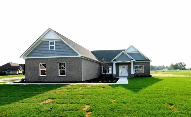 6602 Turf Way, Anderson, IN 46013 (MLS #21589056) :: The Evelo Team