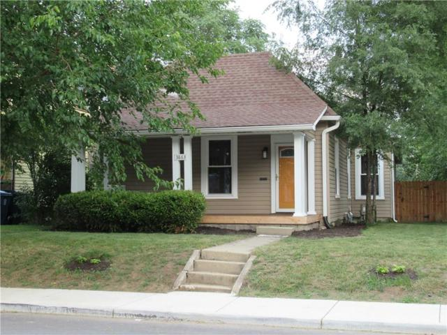 3863 Broadway Street, Indianapolis, IN 46205 (MLS #21589143) :: The Evelo Team