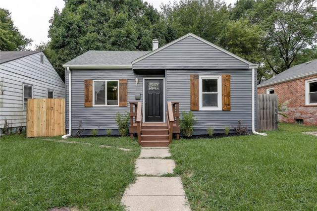 4330 Norwaldo Avenue, Indianapolis, IN 46205 (MLS #21589153) :: FC Tucker Company