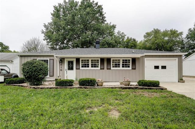 916 Gary Drive, Plainfield, IN 46168 (MLS #21589154) :: FC Tucker Company