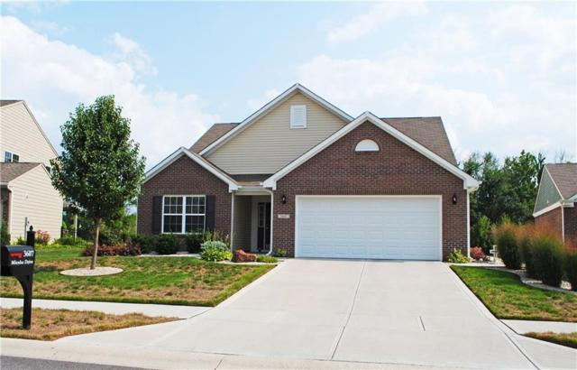 3607 Miesha Drive, Indianapolis, IN 46217 (MLS #21589163) :: The Evelo Team