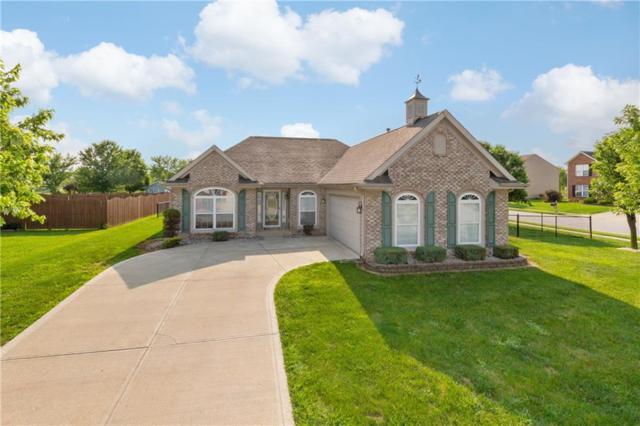 819 Kitner Avenue, Avon, IN 46123 (MLS #21589177) :: Heard Real Estate Team | eXp Realty, LLC