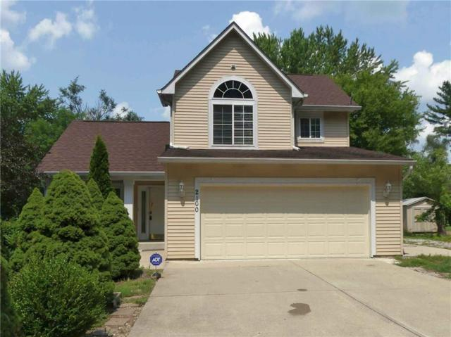 2100 W 64th Street, Indianapolis, IN 46260 (MLS #21589179) :: Heard Real Estate Team | eXp Realty, LLC