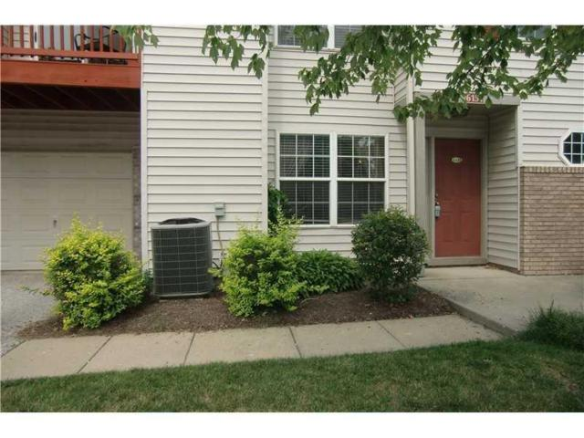 6151 Wildcat Drive #81, Indianapolis, IN 46203 (MLS #21589192) :: The Evelo Team