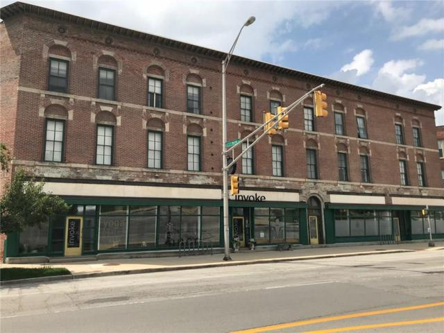 970 Fort Wayne Avenue Suite A, Indianapolis, IN 46202 (MLS #21589270) :: The Evelo Team