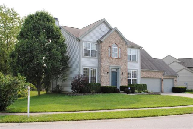 7960 Cobblesprings Drive, Avon, IN 46123 (MLS #21589274) :: Mike Price Realty Team - RE/MAX Centerstone
