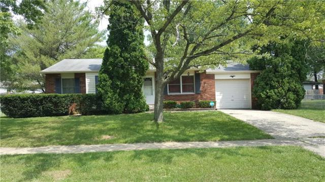 2207 Gable Drive, Indianapolis, IN 46229 (MLS #21589289) :: FC Tucker Company