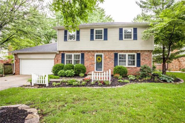 10565 Lakeshore Drive E, Carmel, IN 46033 (MLS #21589309) :: Indy Scene Real Estate Team