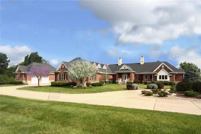 1272 Stone Ridge Court, Greenwood, IN 46143 (MLS #21589329) :: FC Tucker Company