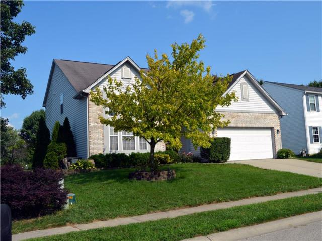 6131 Sandcherry Drive, Indianapolis, IN 46236 (MLS #21589337) :: The Evelo Team