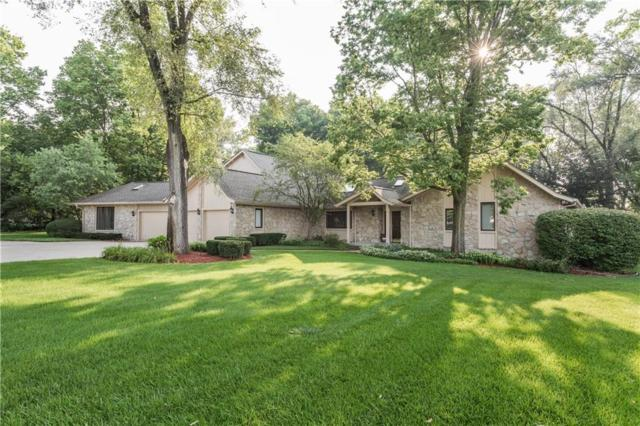 4957 Fall Creek Road, Indianapolis, IN 46220 (MLS #21589376) :: Richwine Elite Group