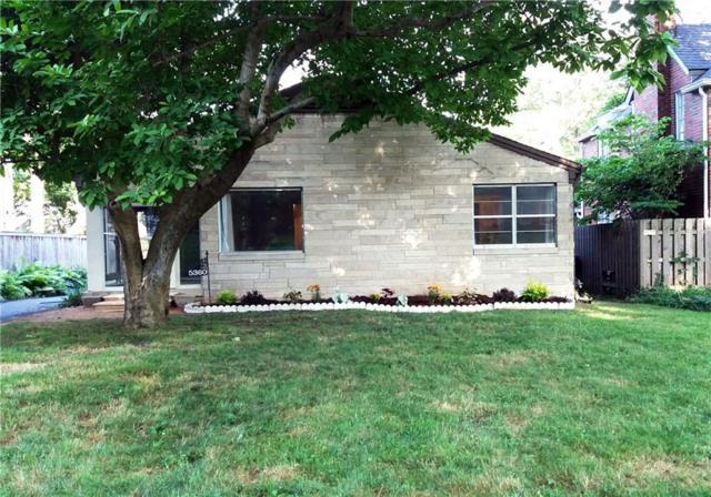 5360 N Kenwood Avenue, Indianapolis, IN 46208 (MLS #21589381) :: Indy Scene Real Estate Team