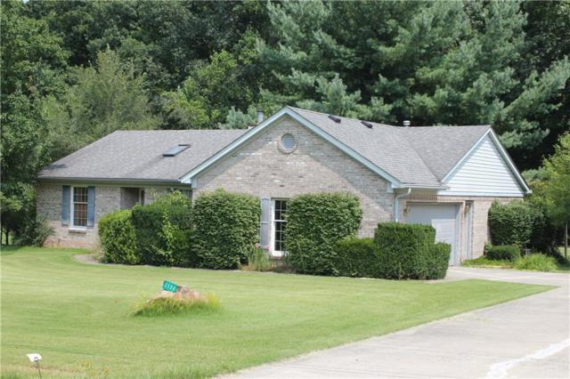 3584 E Rembrandt Drive, Martinsville, IN 46151 (MLS #21589405) :: The Evelo Team