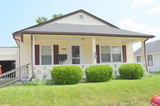 3724 Forest Terrace, Anderson, IN 46013 (MLS #21589407) :: The Evelo Team