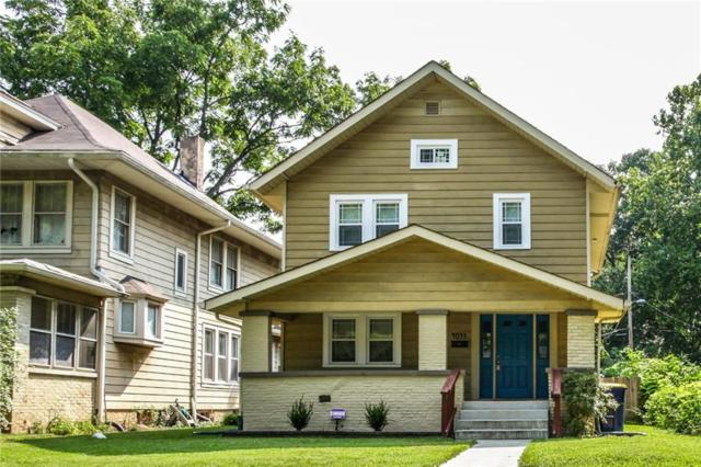 4053 Rookwood Avenue, Indianapolis, IN 46208 (MLS #21589408) :: Indy Scene Real Estate Team