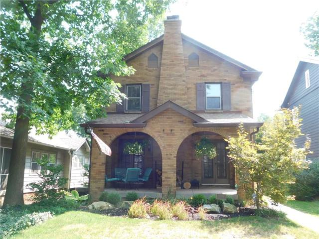5335 Central Avenue, Indianapolis, IN 46220 (MLS #21589428) :: Heard Real Estate Team | eXp Realty, LLC