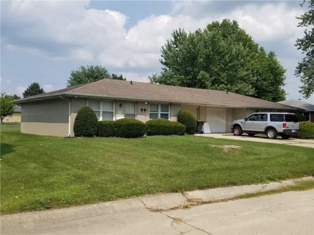 704-706 Mellen Drive, Anderson, IN 46013 (MLS #21589476) :: The ORR Home Selling Team