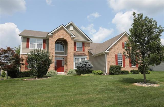 14334 Hammersley Drive, Fishers, IN 46040 (MLS #21589515) :: Indy Scene Real Estate Team