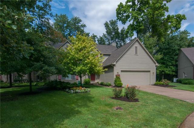 346 Terrents Court, Carmel, IN 46032 (MLS #21589563) :: The ORR Home Selling Team