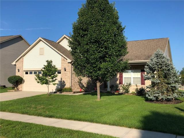 2582 Foxtail Drive, Plainfield, IN 46168 (MLS #21589566) :: The Indy Property Source
