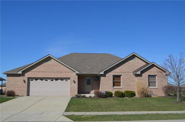 3826 Mansfield Drive, Brownsburg, IN 46112 (MLS #21589585) :: David Brenton's Team