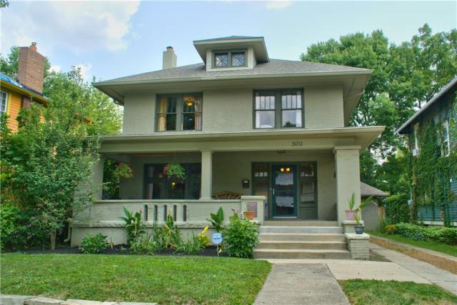 3051 N Washington Boulevard, Indianapolis, IN 46205 (MLS #21589615) :: AR/haus Group Realty