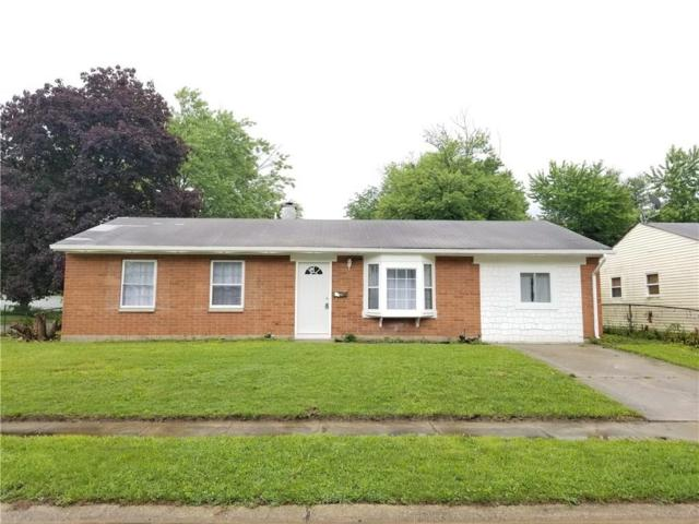 3943 Conried Court, Indianapolis, IN 46235 (MLS #21589650) :: Mike Price Realty Team - RE/MAX Centerstone