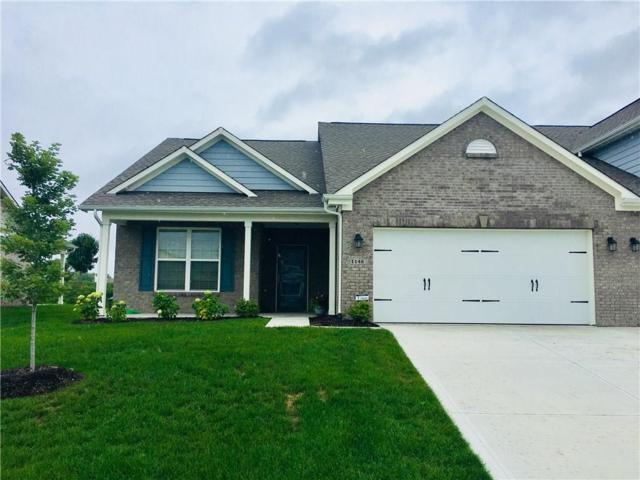 1148 Harrier Lane, Greenwood, IN 46143 (MLS #21589694) :: The ORR Home Selling Team