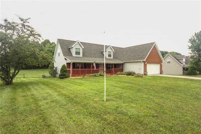 4199 Arnold Avenue, Martinsville, IN 46151 (MLS #21589698) :: The Indy Property Source