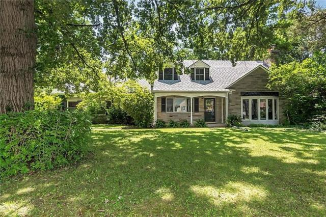 55 E 70th Street, Indianapolis, IN 46220 (MLS #21589723) :: Mike Price Realty Team - RE/MAX Centerstone