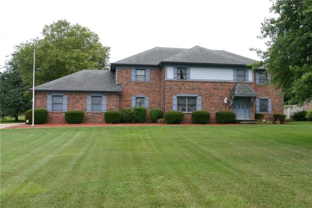 11809 N 700 W, New Palestine, IN 46163 (MLS #21589748) :: The Indy Property Source