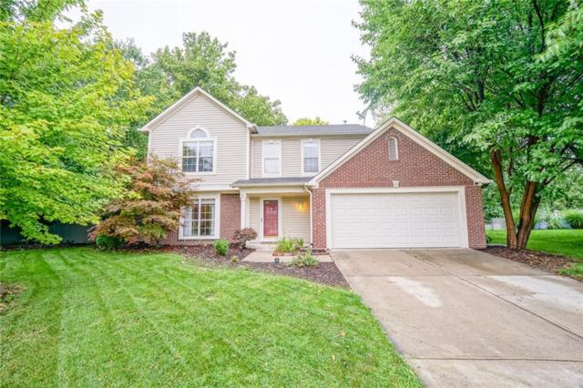 12392 Torberg Place, Fishers, IN 46038 (MLS #21589766) :: The Indy Property Source