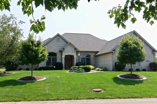 500 S Pinehurst Lane, Yorktown, IN 47396 (MLS #21589767) :: The ORR Home Selling Team
