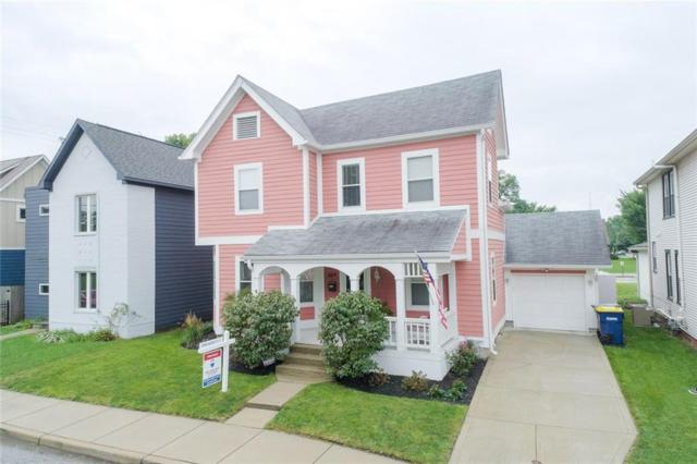 609 E 23rd Street, Indianapolis, IN 46205 (MLS #21589778) :: Indy Scene Real Estate Team