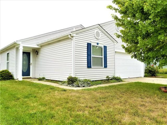 8542 Centenary Drive, Camby, IN 46113 (MLS #21589816) :: Mike Price Realty Team - RE/MAX Centerstone