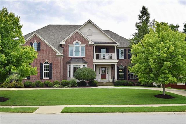 3809 Steeplechase Drive, Carmel, IN 46032 (MLS #21589867) :: Indy Scene Real Estate Team