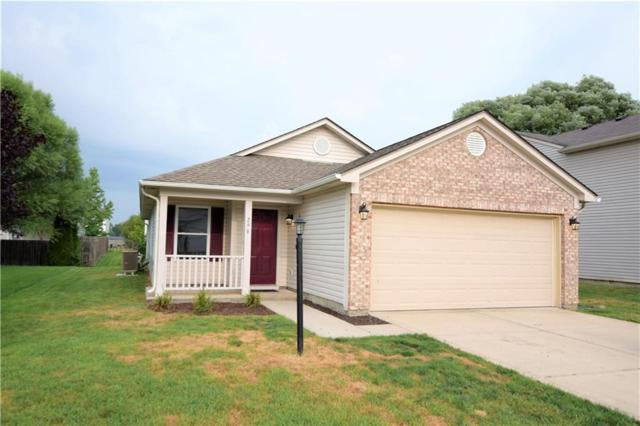296 Harts Ford Way, Brownsburg, IN 46112 (MLS #21589869) :: The Indy Property Source