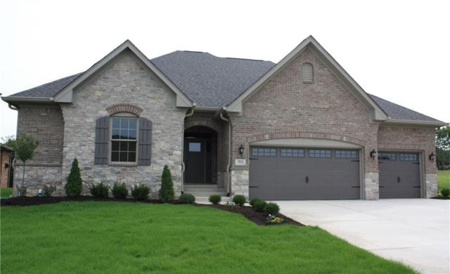1801 Calvert Farms Drive, Greenwood, IN 46143 (MLS #21589883) :: Mike Price Realty Team - RE/MAX Centerstone