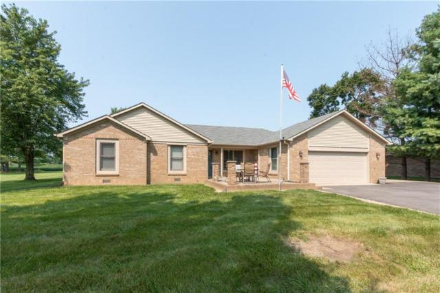 1166 N County Road 425 E, Avon, IN 46123 (MLS #21589901) :: The Indy Property Source