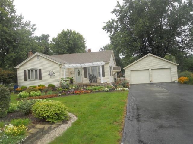 402 W Clinton Street, Danville, IN 46122 (MLS #21589938) :: The Indy Property Source