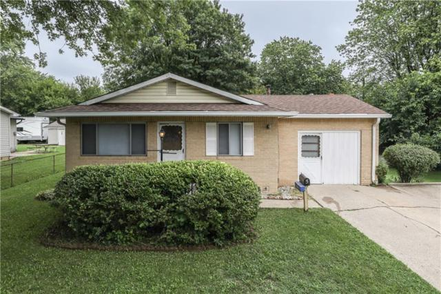 5 N Middle Street, Greenwood, IN 46143 (MLS #21589957) :: FC Tucker Company
